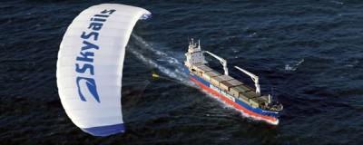 Skysail-Antrieb